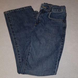 Children's Place bootcut boys jeans